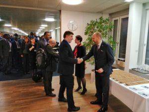 Slovenia reception speech Gallery_pic1